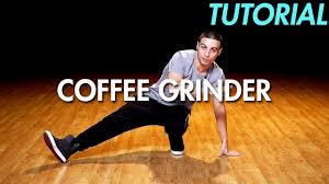 How To Do The Coffee Grinder Helicopter Hip Hop Dance Moves Tutorial