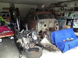 100 1950 Chevy Truck Frame Swap 1952 Coupe W 53 LS LS1TECH Camaro And Firebird Forum
