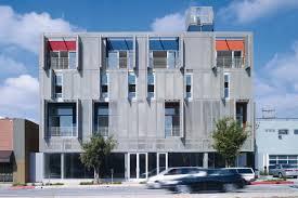 100 Lawrence Scarpa Lofts At Cherokee Studios Los Angeles Architect Magazine