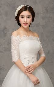 lace jacket wedding picture more detailed picture about white