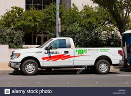 U-Haul Rental Pickup Truck - USA Stock Photo, Royalty Free Image ... Uhaul Truck Rental Reviews Homemade Rv Converted From Moving 26ft Whats Included In My Insider Auto Transport Ubox Review Box Of Lies The Truth About Cars Burning Out A Uhaul Youtube Self Move Using Equipment Information Hengehold Trucks Across The Nation Bucket List Publications