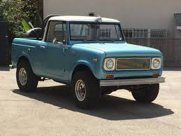 1971 International Scout 800B For Sale #1820820 | Hemmings Motor ... Off Road 4x4 Trd Four Wheel Drive Mud Truck Jeep Scout 1970 Intertional 1200 Fire Truck Item Da8522 Sol 1974 Ii For Sale 107522 Mcg 1964 Harvester 80 Half Cab Junkyard Find 1972 The Truth 1962 Trucks 1971 800b 1820 Hemmings Motor Restorations Anything 1978 Terra Pickup 5 Things To Do With 43 Intionalharvester Scouts You Just Heres One Way To Bring An Ihc Into The 21st Century