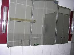 badezimmer kombination weinrot spiegelschrank waschtischunterschrank neuwertig ebay