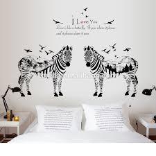 zebra tier tapete moderne mode tapeten für wohnzimmer bettwäsche raumdekoration buy dekorative tapeten für kinderzimmer tapeten für kinderzimmer 3d