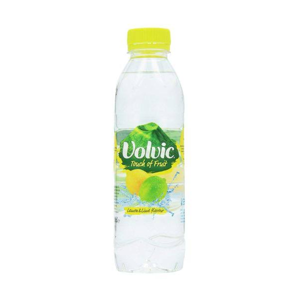 Volvic Touch of Fruit Water - Lemon & Lime, 500ml