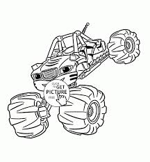 Trucks Coloring Books Unique Great Blaze Coloring Sheets Letramac ...