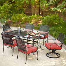 Hampton Bay Patio Umbrella by Furniture Striped Cushions Seat With Hampton Bay Patio Furniture