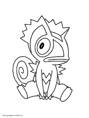 Free Printable Coloring Pages Pokemon Picture