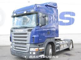 Scania R500 Retarder Euro 5 Tractorhead Euro Norm 5 €49500 - BAS Trucks