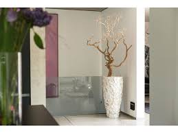 vase mit dekoholz perla solovivo