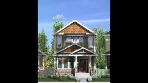 100 Narrow Lot Home 2 Storey Plans YouTube