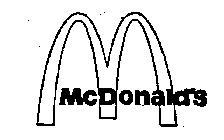 MCDONALDS M Logo
