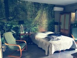 la chambre forêt le des fontaines