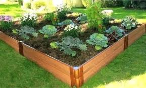 Raised Bed Cold Frame It All Garden Beds