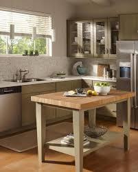 table de cuisine ancienne en bois cuisine avec îlot central oui voilà 28 exemples ilot