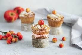 schnelle apfel muffins mit zimt laktosefrei weizenfrei