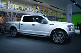 2015 Ford F-150: It's Aluminum (Video) - TickTickVroom - Car Blog ... New 2018 Ford F150 For Sale In Martinsville Va Stock F118505 Tremor 11 Limited Slip Blog Shelby Adds Some Muscle To The Truck Abc7chicagocom How Plans Market Gasolineelectric Xlt 4wd Supercrew 55 Box At Watertown Plashlights Texas Light Bar Nfab Rsp Bumper Trucks Pinterest Just Signed Paper On Buying This Beauty Stx 4x4 Im 70 Luxury Of Ford Apps Makes Its Smartest Pickup Date Motor Company 2015 Wattco Emergency Chevy Silverado Vs Comparison Ray Price Chevrolet