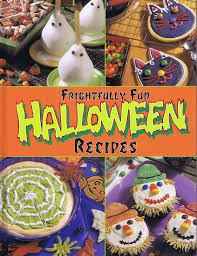 Childrens Halloween Books by Frightfully Fun Halloween Recipes Kathy Photographer Sanders