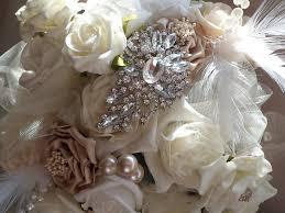 Wedding Bouquet Ideas Vintage Downton Abbey Edwardian