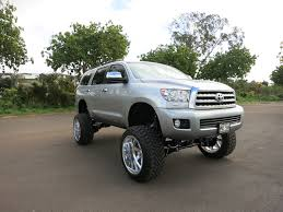 Doesn't It Look Great?? Toyota Sequoia With 12