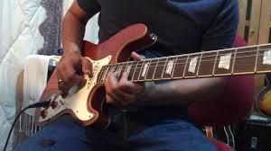 Guitar Test Hamiltone Guitars