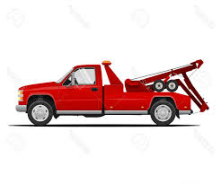 100 Tow Truck Vector Photostock Illustration Of Ing
