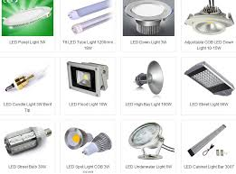 best proven led light manufacturers in china