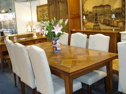 French Provincial Style Extension Dining Table In Willoughby