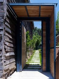 100 Mmhouse MM House View Of The Outdoor Entrance Door Archnet