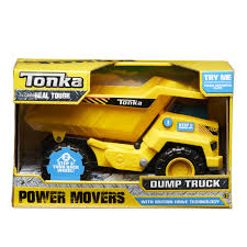 Tonka Power Movers Dump Truck - Kidstuff Tonka Classic Dump Truck Big W Top 10 Toys Games 2018 Steel Mighty Amazoncom Toughest Handle Color May Vary Mighty Toy Cement Mixer Yellow Mixers Mixers And Hot Wheels Wiki Fandom Powered By Wrhhotwheelswikiacom Large Big Building Vehicle On Onbuy 354 Item90691 3 Ebay Truck The 12v Youtube Inside Power