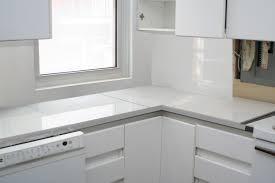 comptoir de c駻amique cuisine comptoir cuisine en céramique montréal projet 25515