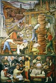 Coit Tower Murals Tour by Diego Rivera Murals Of San Francisco