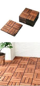 ikea garden wood tiles wooden outdoor paving wooden garden tiles