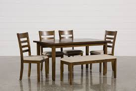 Art Van Dining Room Sets by Patterson 6 Piece Dining Set Living Spaces