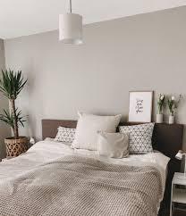 edelmatte wandfarbe für neuen schlafzimmer look