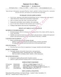 Functional Resume Samples Archives