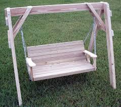 Wooden Garden Swing Seat Plans by Best 25 Modern Porch Swings Ideas On Pinterest Porch Swing Beds