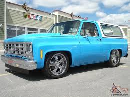 100 Chip Foose Truck Chevrolet Blazer