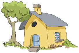 Cottage Clipart Cute House 2