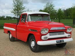 100 Apache Truck For Sale 1958 Chevrolet V8 Pickup