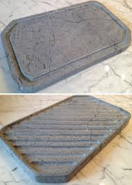 two sided soapstone griddle