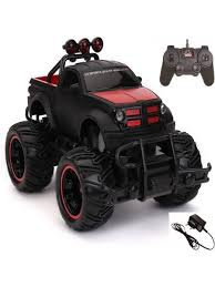 Remote Control Mad Racing Cross Country Hummer Style Monster Truck 1 ... Costway 110 4ch Rc Monster Truck Electric Remote Control Offroad The Monster Nitro Powered Rtr 110th 24ghz Radio 2016 Year Of The Thunder Tiger Krock 18 Car Large Kids Big Wheel Toy 24 Zingo Racing 9119 Amphibious 6327 Madness 3 Lock Load Squid And Toys Jam Sonuva Digger Unboxing 114 Scale 24ghz Blackred Best Choice Products New Bright 124 Walmartcom Grave Full Function Walk Around Ff 96v