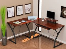 Wayfair Corner Computer Desk by Best L Shaped Desk Pictures Thediapercake Home Trend