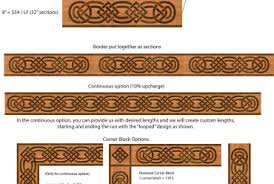 Hardwood Floor Medallions Wood Designs Inlays