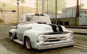Ford F100 1956 For GTA San Andreas Ringbrothers Bring 1956 Ford F100 Restomod To Sema 1954 Hot Rod Network 54 Panel My Style Pinterest Pedal Car For Sale Near Plymouth Michigan 48170 Classics White Lightning 2014 Youtube Pickup Truck Dinnerhill Speedshop Original Color Codes Oldies But Goodies Trucks Gta San Andreas Ford F100 Pickup 60year Itch Classic Truckin Magazine Sale On Autotrader