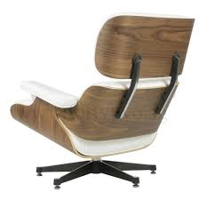 Eames Replica Lounge Chair (White Leather) | Furniture & Home Décor ... Eames Molded Plastic Side Chair Wire Base Plywood Lounge With Wood Upholstered Buy The Vitra Lcw At Ding Metal Herman Miller Replica Chicicat March Madness Vs Organic Eamesmolded Fiberglass Black Moma Design Store