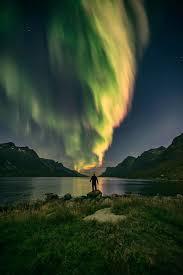 Northern Lights Forecast Home