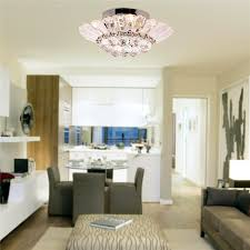 uncategories flush mount orb chandelier nickel semi flush