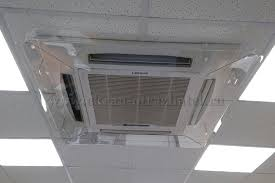 Ceiling Heat Vent Deflector by Deflector Redirect Air Conditioner Cassette System Wing Vent
