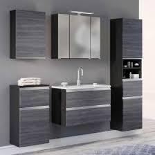 badmöbel set in grau ohne versandkosten kaufen